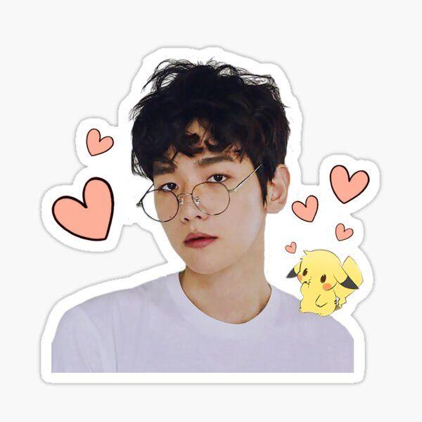 Baekhyun Stickers
