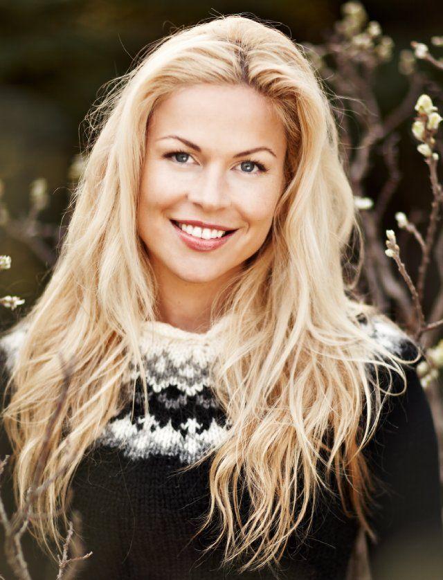 Halla Vilhjlmsdttir Actress And Singer  Icelandic -7099