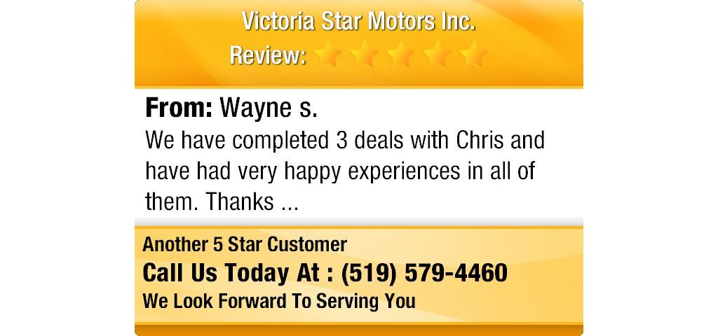 We have completed 3 deals with Chris and have had very happy experiences in all of them....