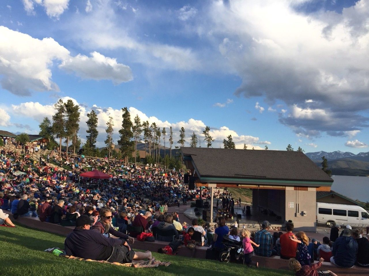 Checkout the sweet lineup of free summer concerts at the