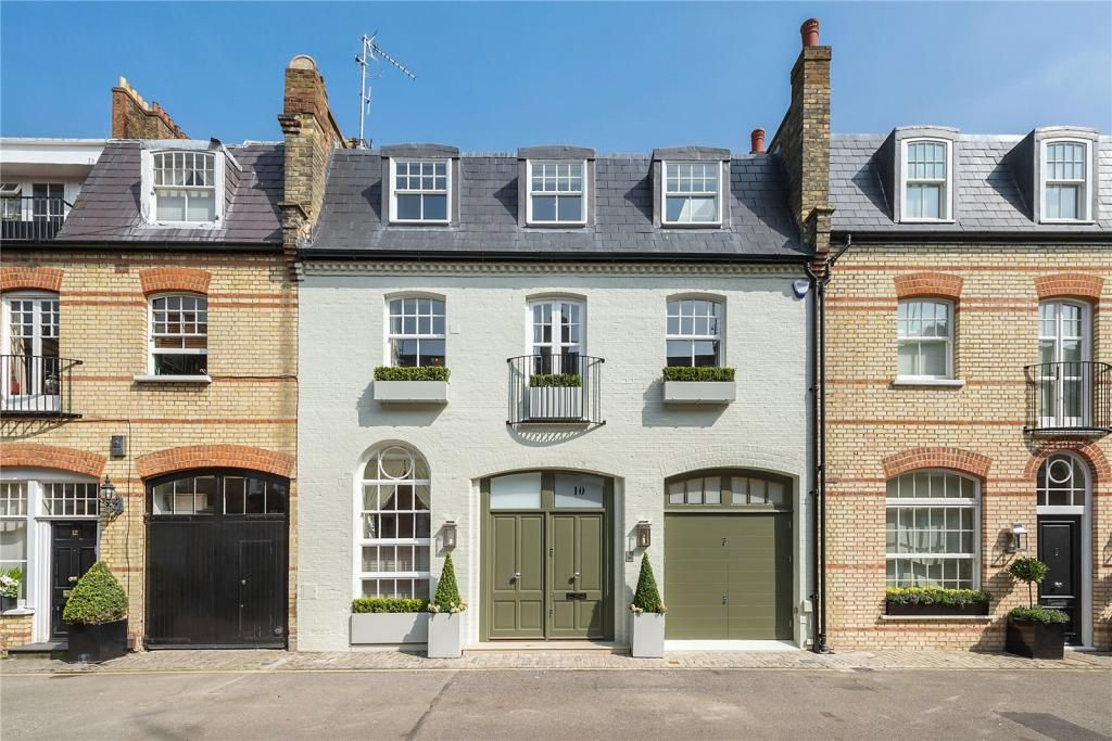 4 Bedroom Property For Sale In Clabon Mews, Knightsbridge, London    Rightmove | Photos