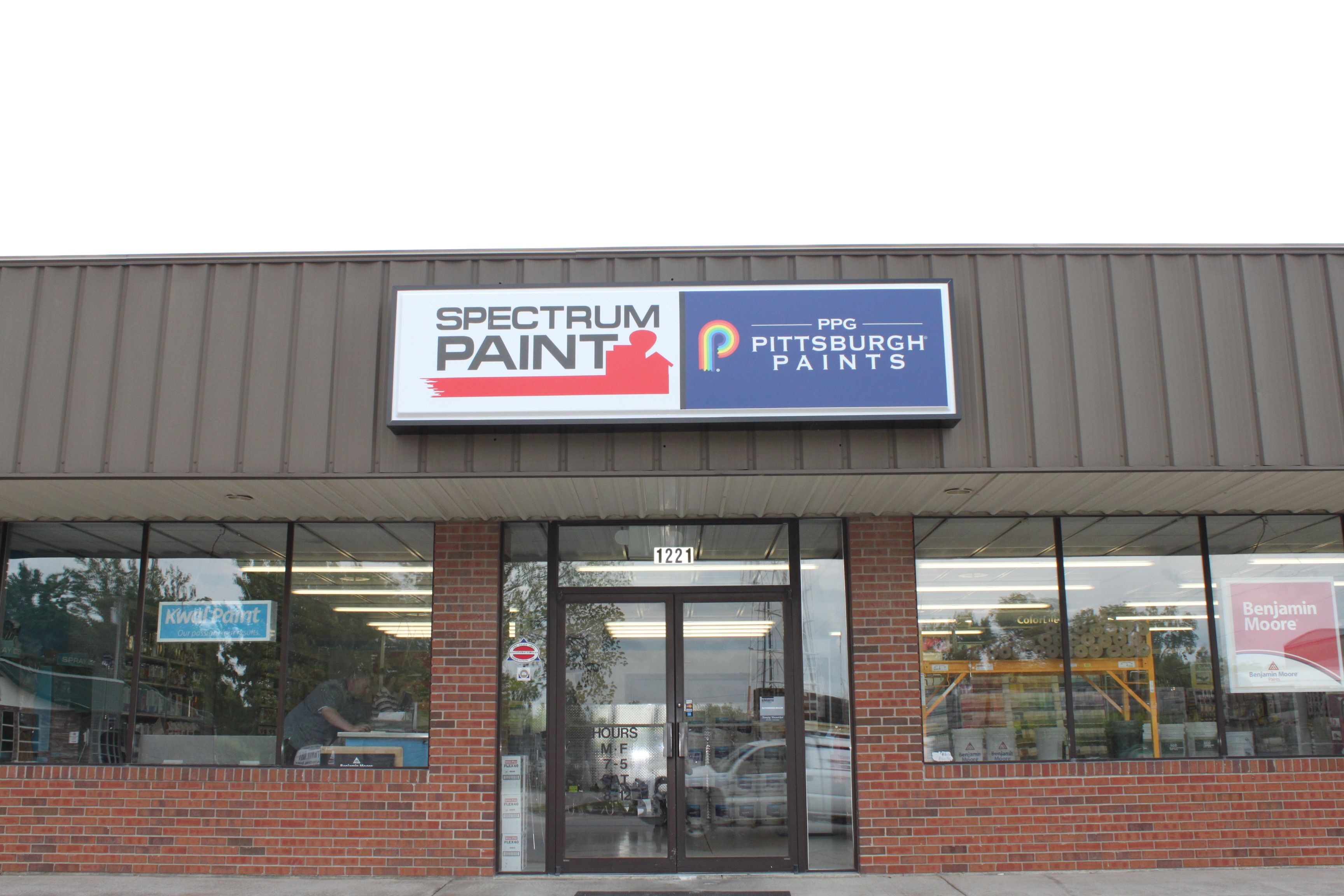 your local spectrum paint store in joplin mo we carry on benjamin moore paint stores locations id=88623