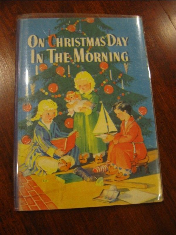 on christmas day in the morning a childrens christmas book one of my favorites - On Christmas Day In The Morning
