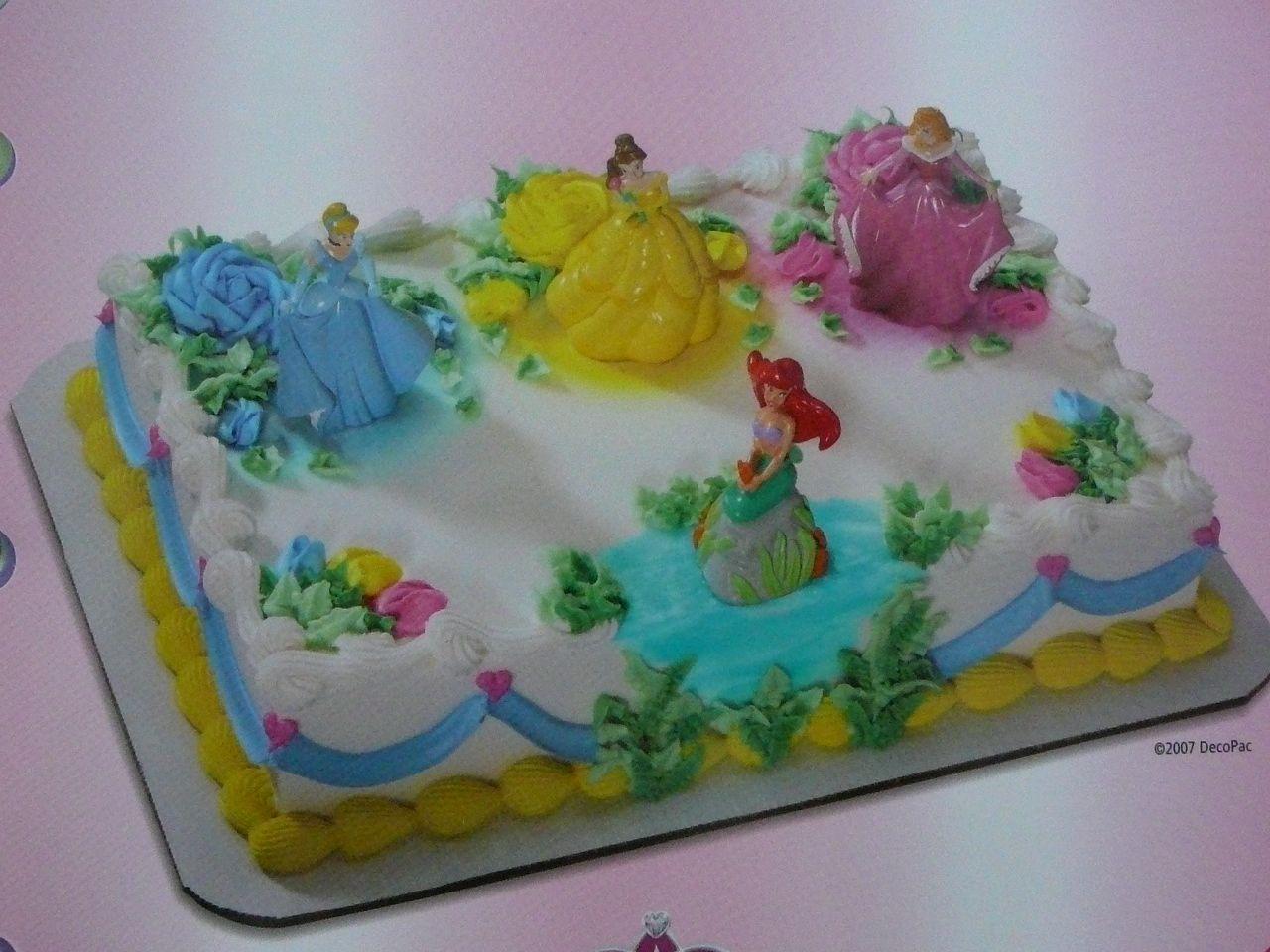 faboulous disney princess birthday cakes Disney Princesses