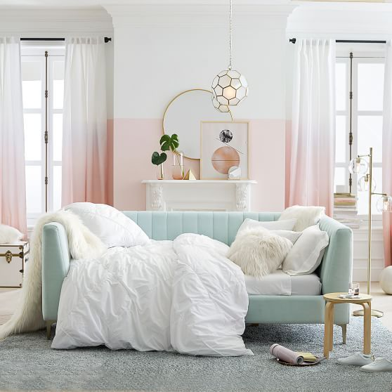 Avalon Channel Stitch Daybed In 2019 Ideas For Our Home