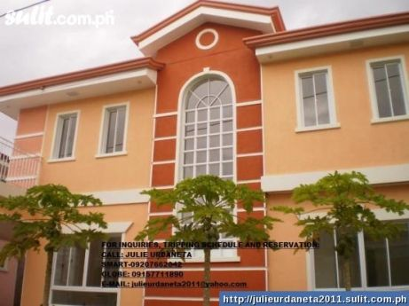 Amanda Single Detached New Model House Of Suntrust Property Inc In Gov Hills Subd Cavite Total Lot Area 154sqm Tota With Images New Model House Model Homes Home Buying