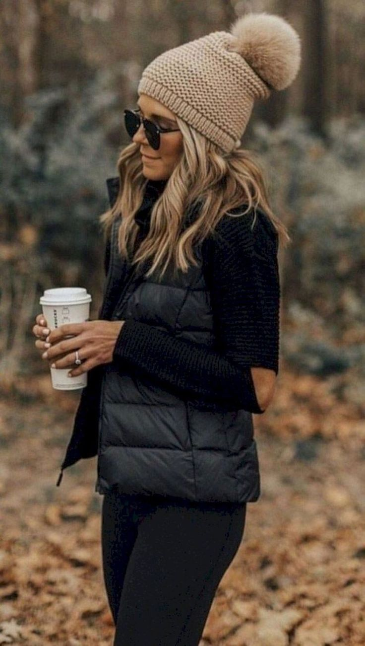 50 Totally Perfect Winter Outfits Ideas You Will Fall in Love With #winteroutfits