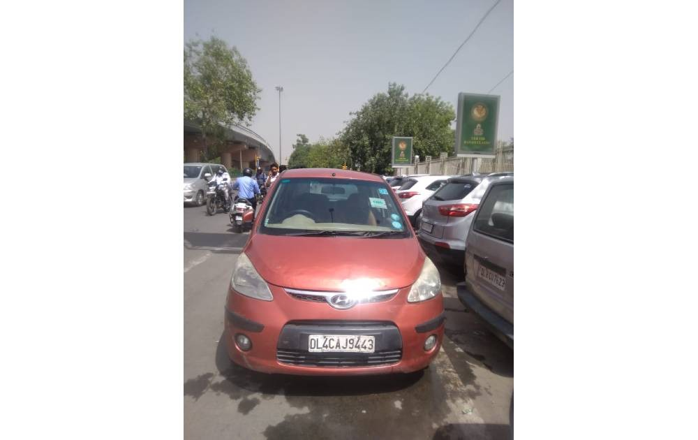 Get great deals on used Hyundai i10 at affordable price