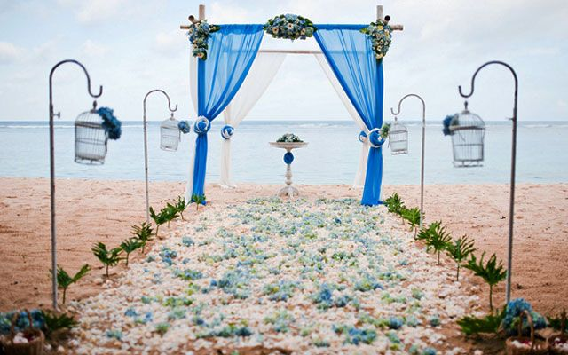 Special Bali Wedding Venue At Samabe Suite Villas