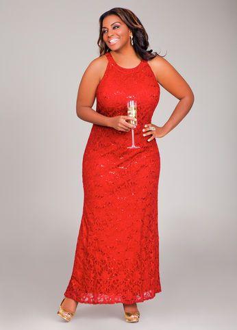 Ashley Stewart Evening Gowns