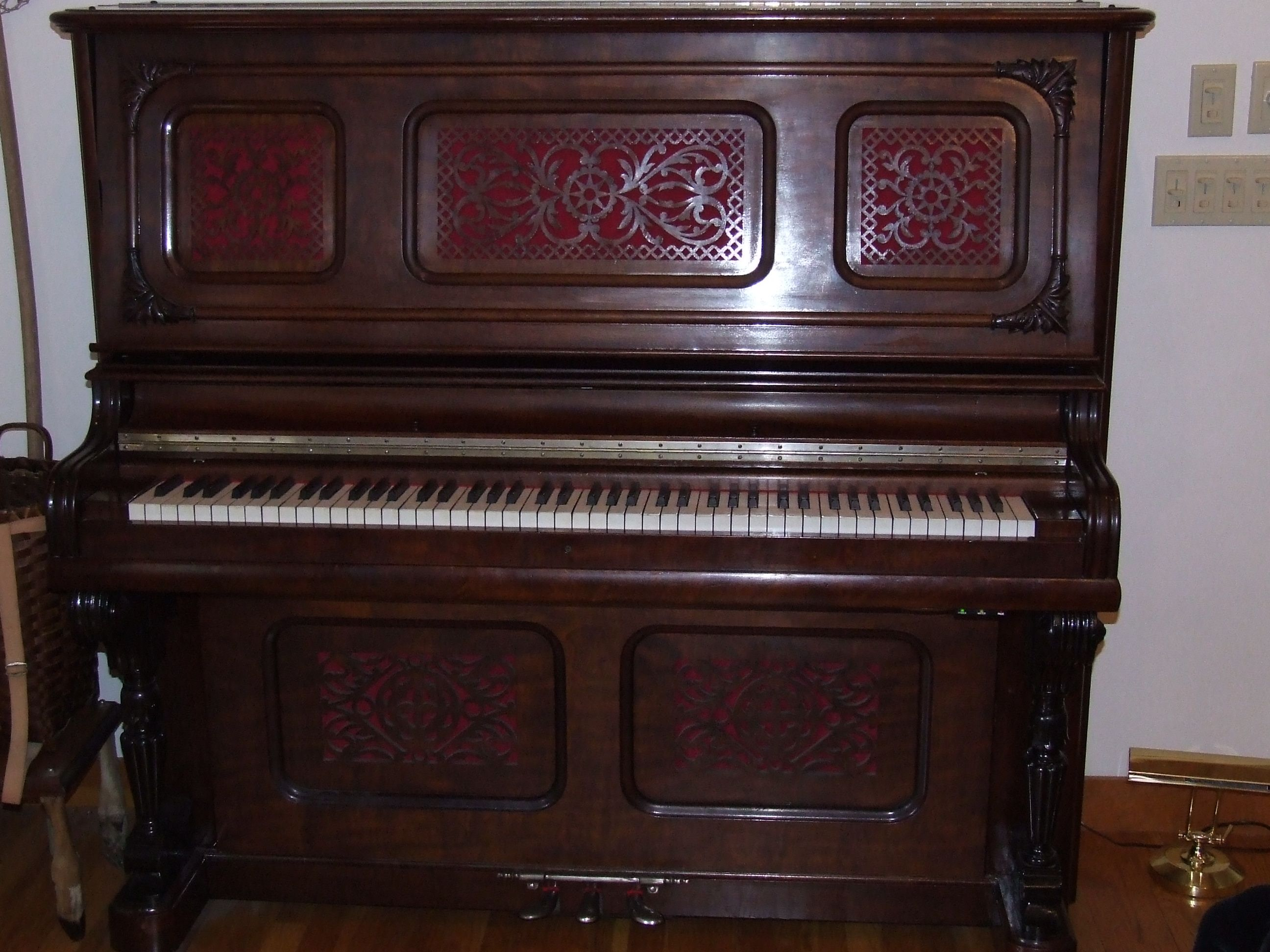 Full Size Upright Piano 50 Quot Or Taller Upright Piano