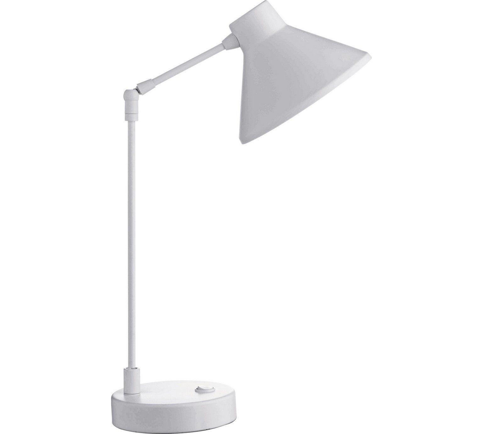 Buy habitat bobby desk lamp white at argos visit argos