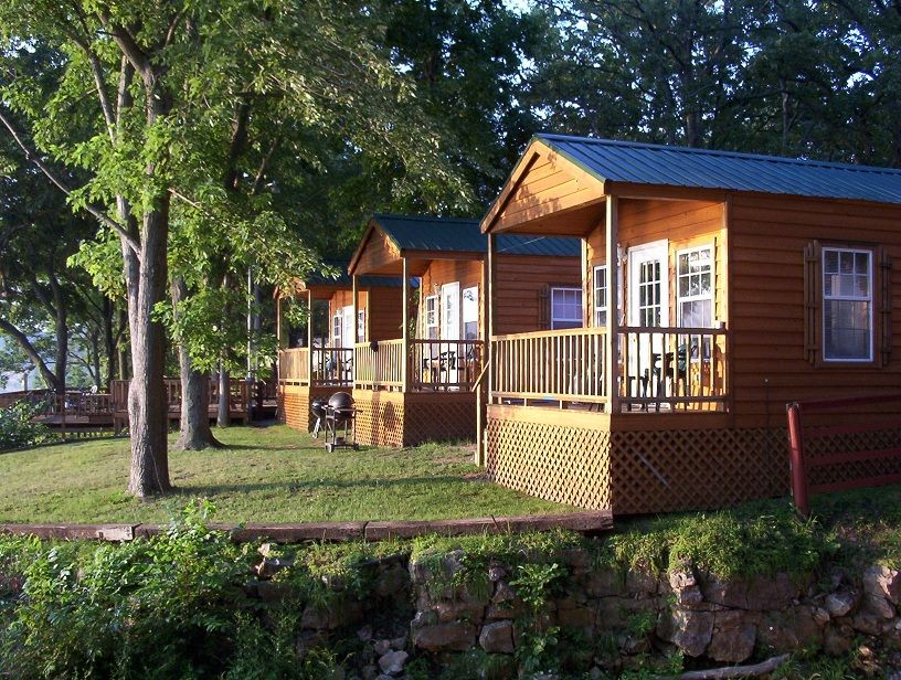 Superbe Rent A Cabin Right On The Shores Of Grand Lake In Northeastern Oklahoma  From Leeu0027s Grand Lake Resort.