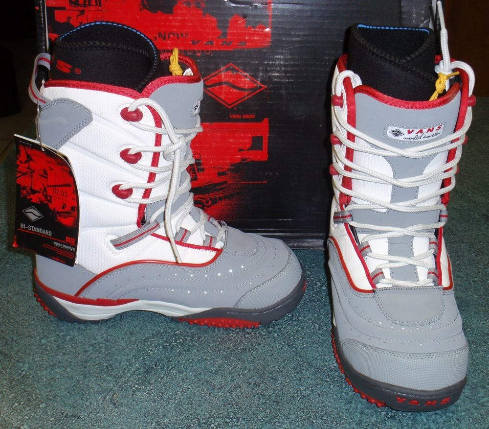 72d11c440683 Vans RENTAL Men s Size 7 Step-In Snowboarding Boots N-Type - NEW -  4149176070