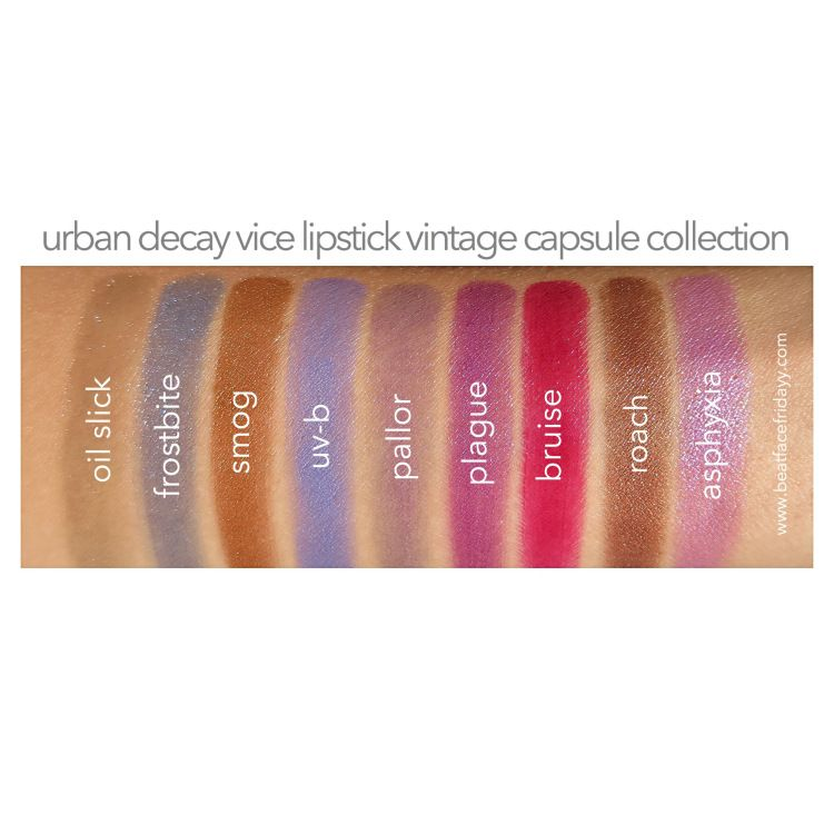 Vice Lipstick Naked Heat Capsule Collection by Urban Decay #17
