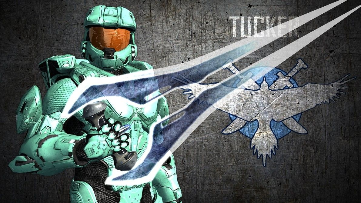 Tucker Red Vs Blue Characters Red Vs Blue Character Wallpaper