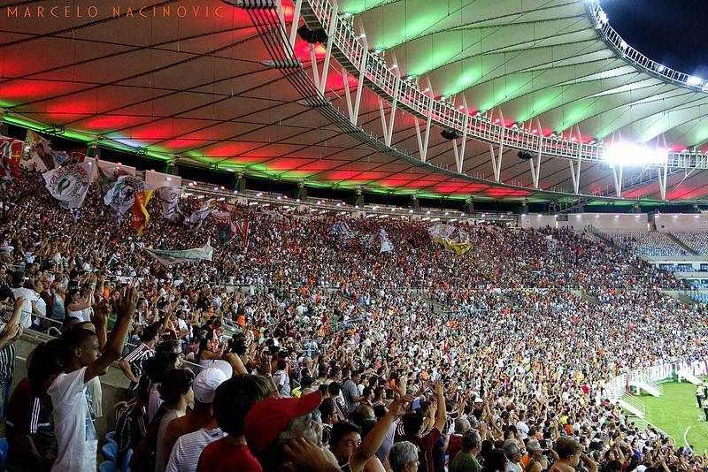 Jogo Fluminense Hoje Maracana