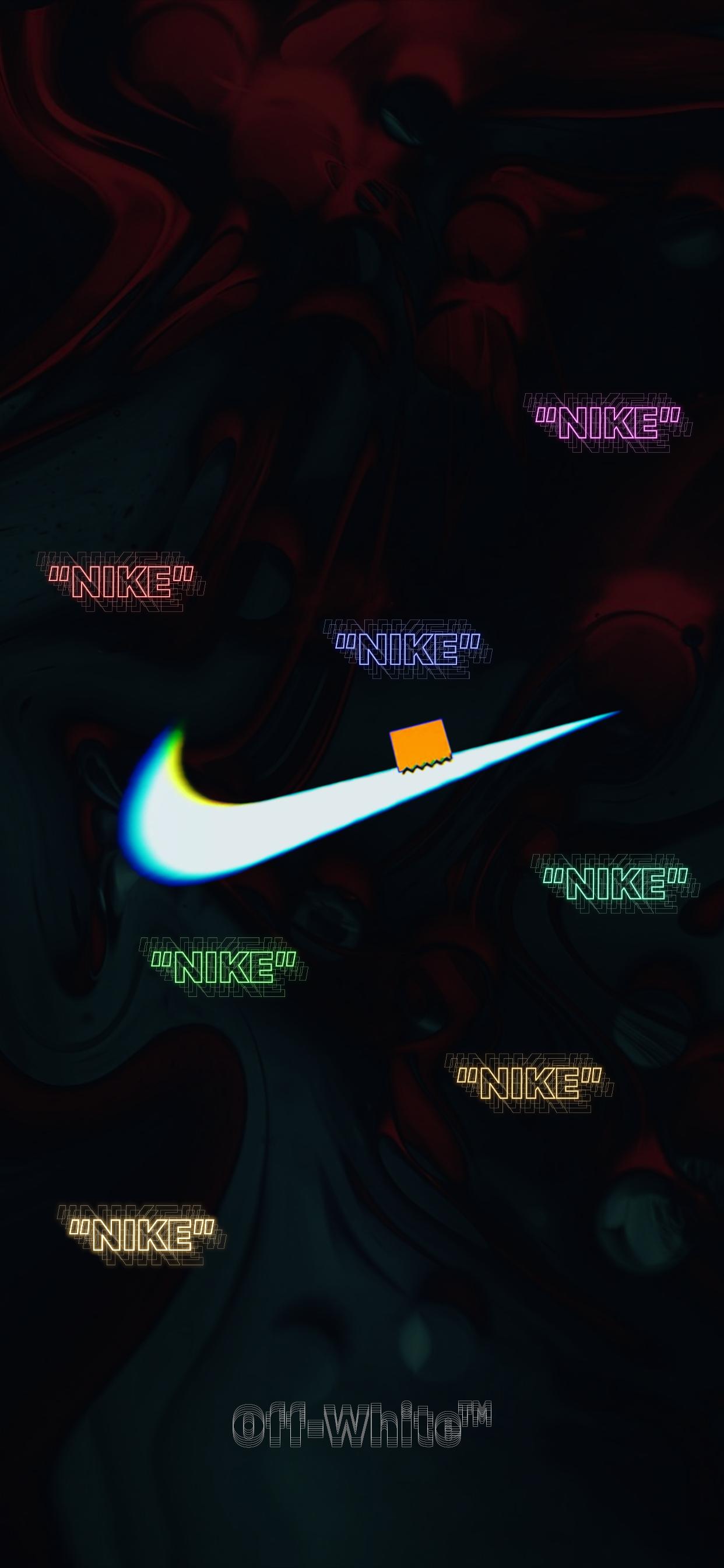 Nike X Offwhite Wallpaper Hypebeast Iphone Wallpaper Bape Wallpaper Iphone Iphone Wallpaper Tumblr Aesthetic