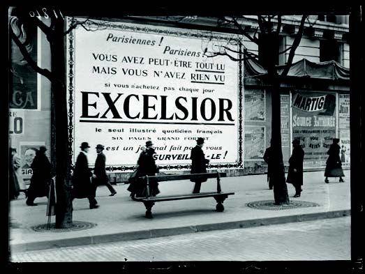 Jours de Guerre 1914-1918 à l'Orangerie du Luxembourg.