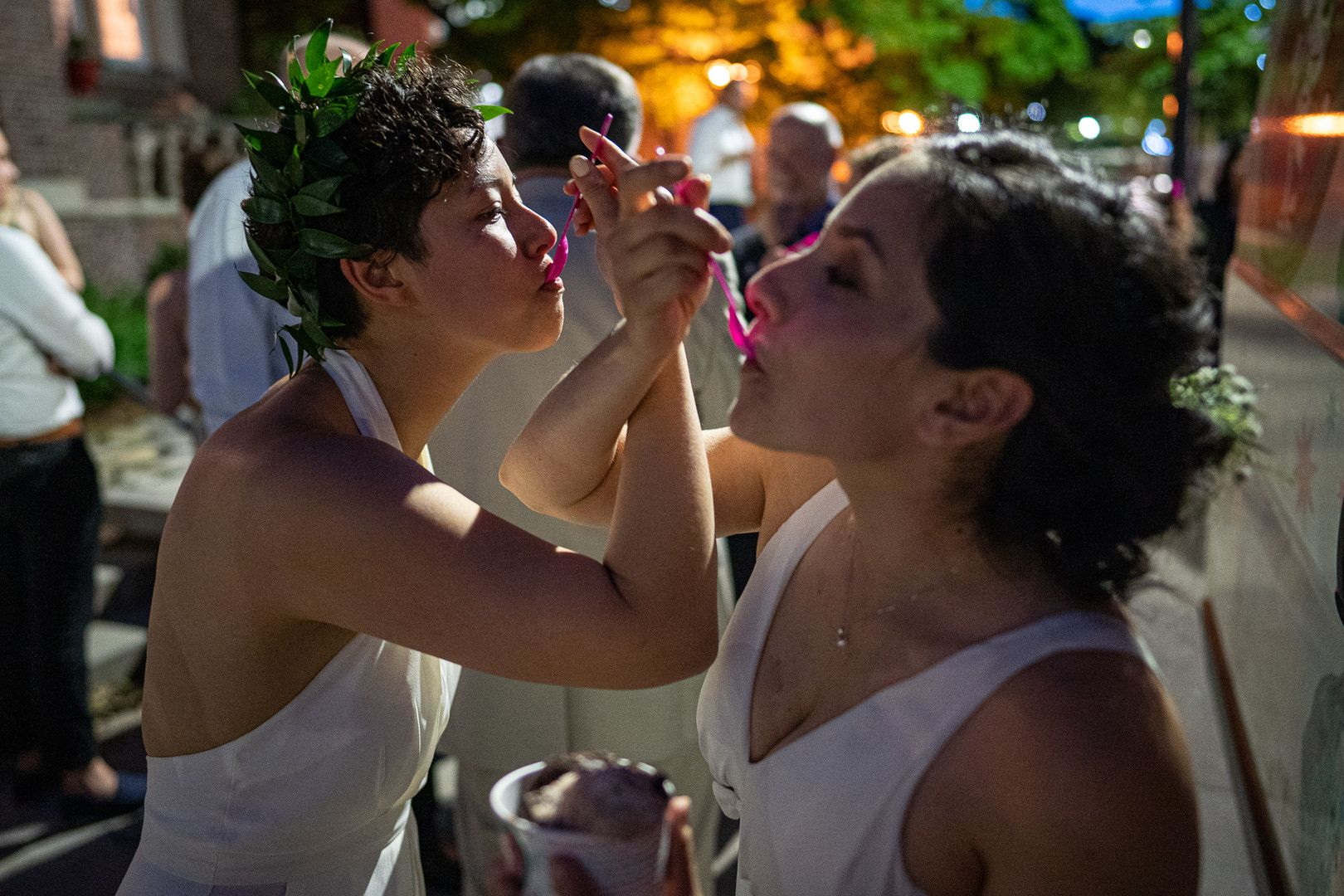 Modern Green Spring Midwest Wedding Italian Wedding Traditions