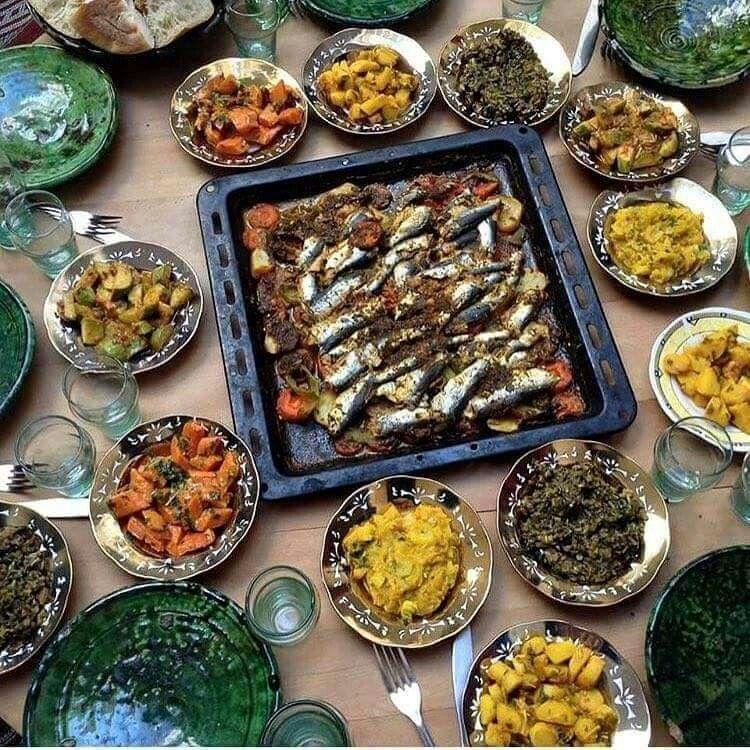 Марокканская кухня рецепты с фото в домашних условиях