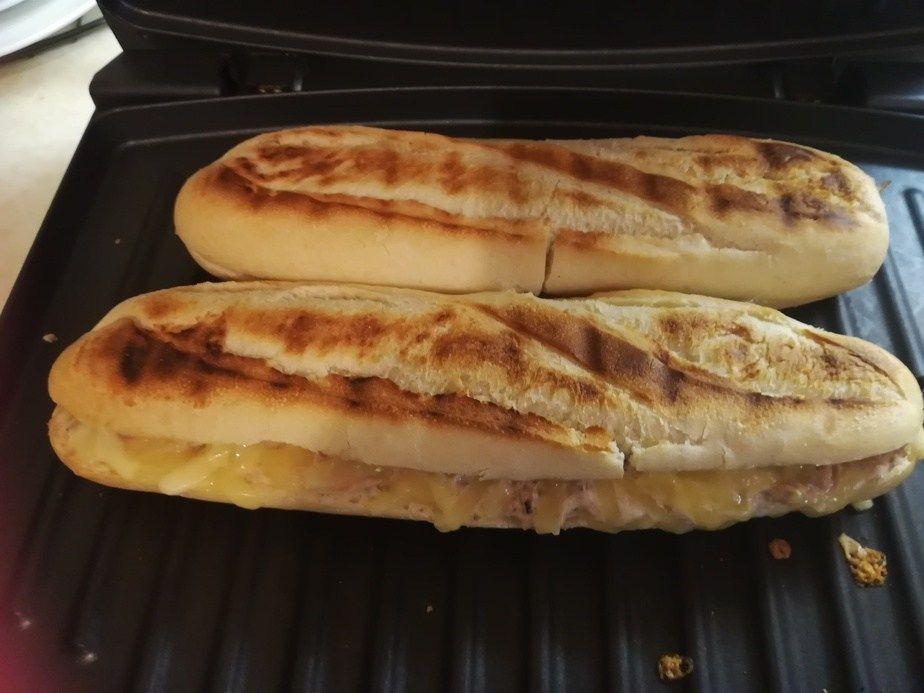 Grilled tuna melt sandwich recipes how to make tuna