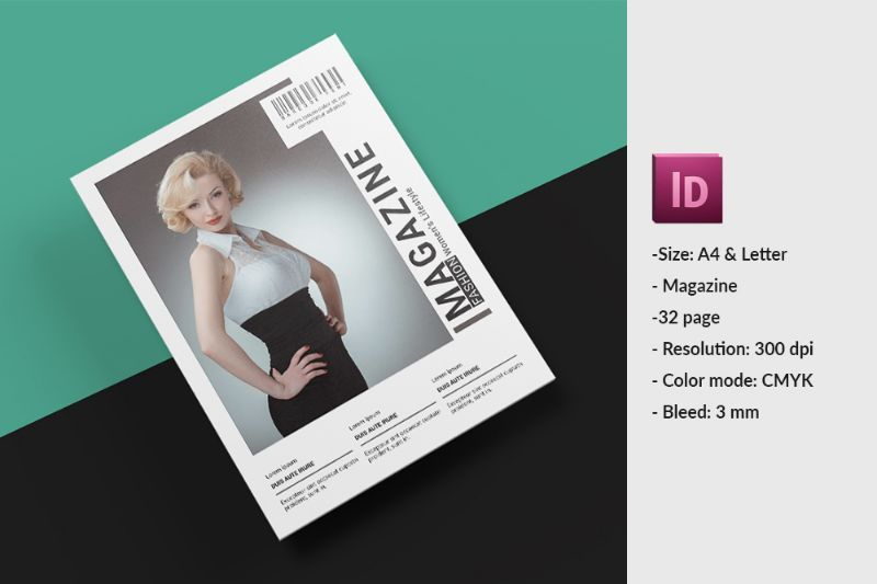 life-style-and-fashion-brochure-template 25+ Fashion Brochure - brochures templates word