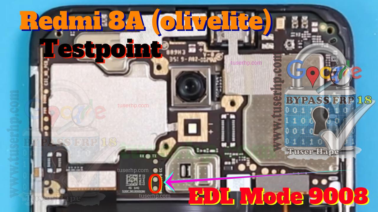 Pin Di Testpoint Edl Mode 9008