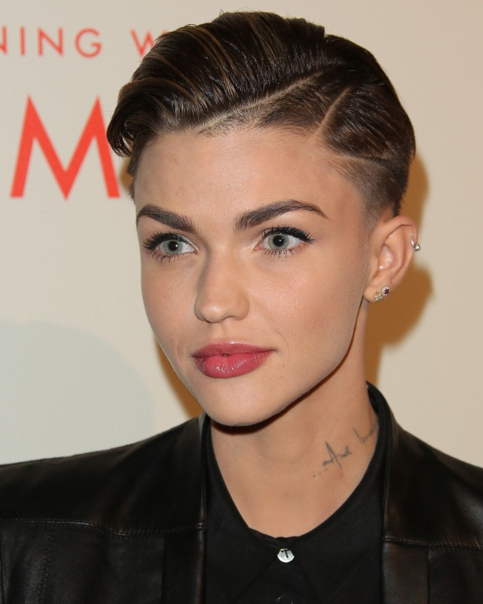 12 times 'orange is the new black' star ruby rose was literally