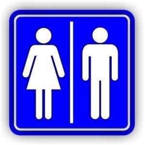 Aseos de hombres y de mujeres: Los encontramos casi cada vez que nos aventuramos en un espacio público. Para mucha gente la separación de aseos por sexos