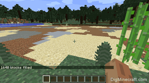 Minecraft How To Get Rid Of Water