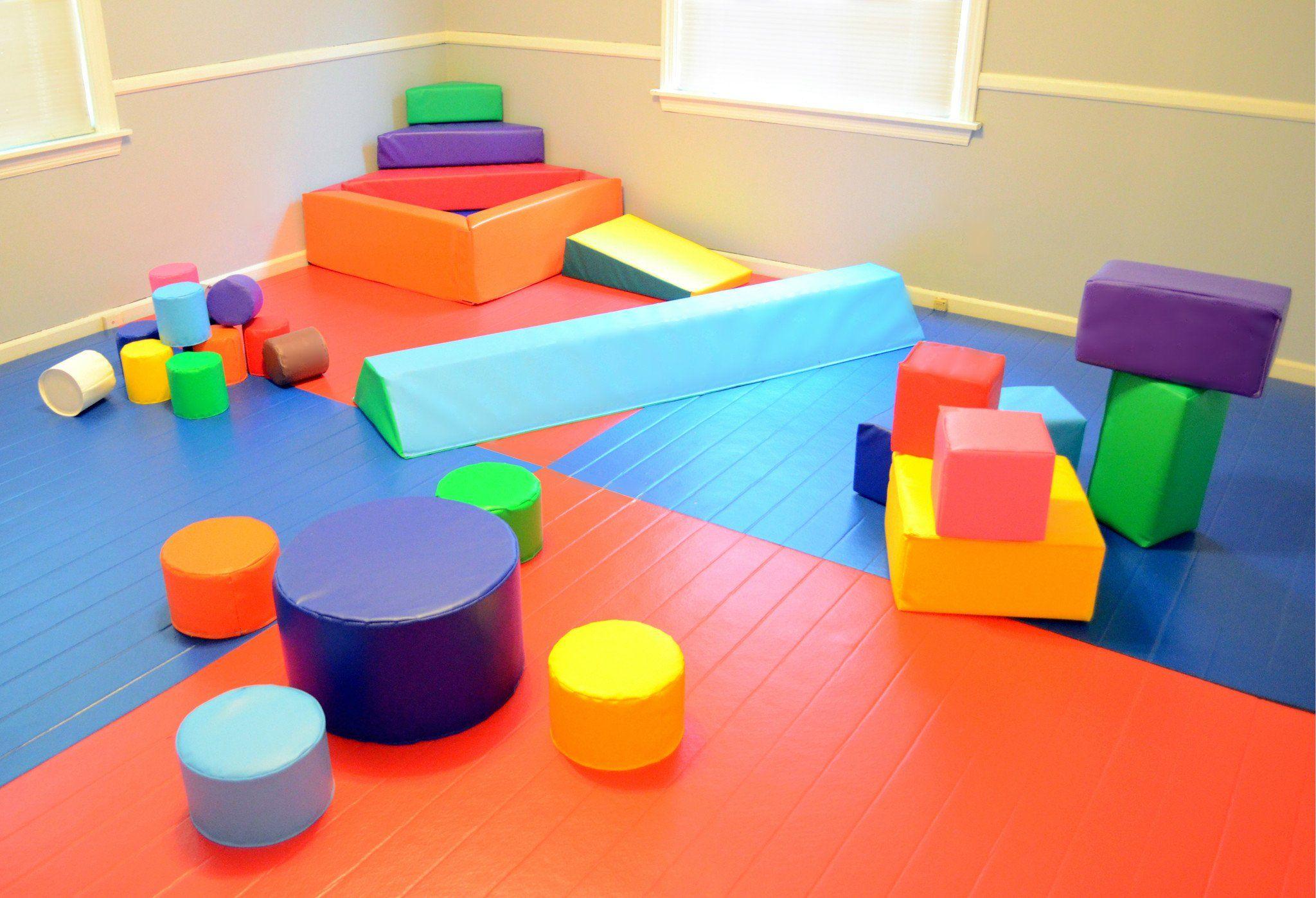 RollUp Playroom Flooring 5' x 5' in 2020 Playroom