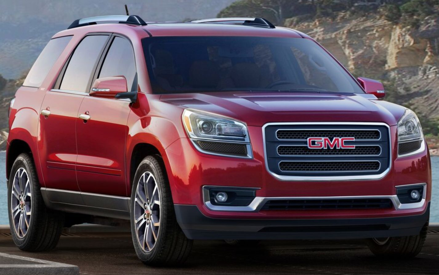 Pin By Scott Brawley On Gmc With Images Gmc Suv Crossover Suv