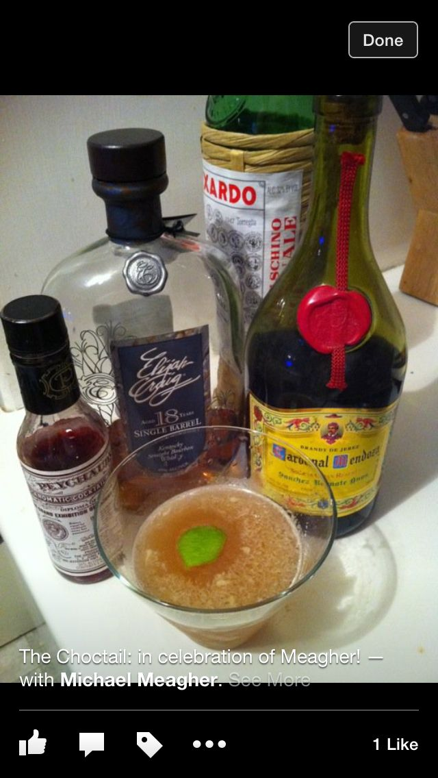 Choctaw Cocktail