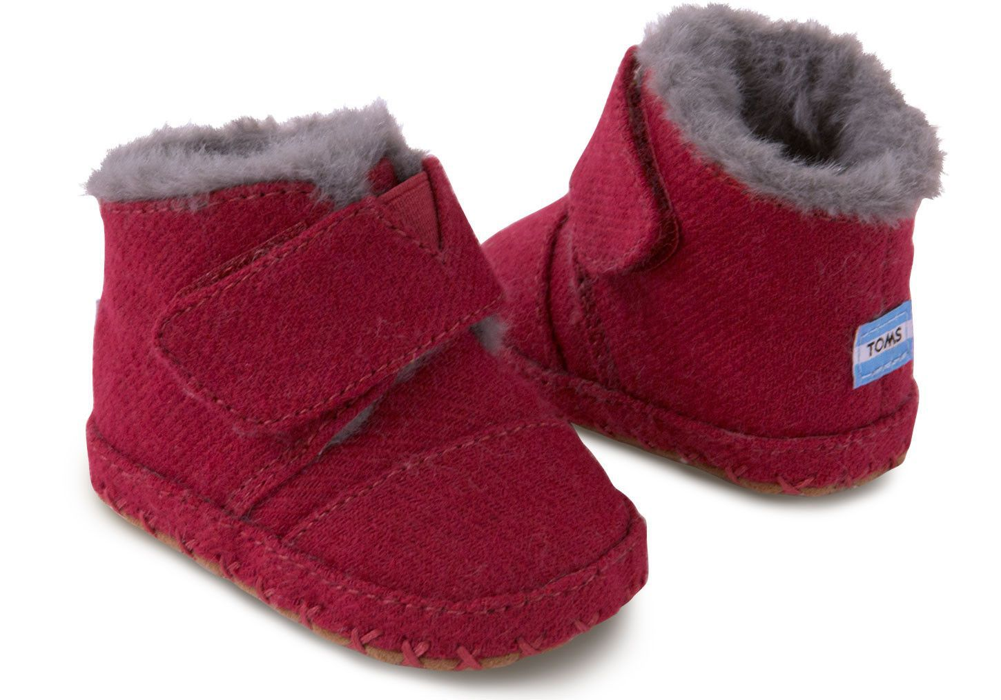 c55f2cffb9a TOMS Tiny Cuna Shoe- 2 Colors. Keep little feet warm and cozy in these  soft