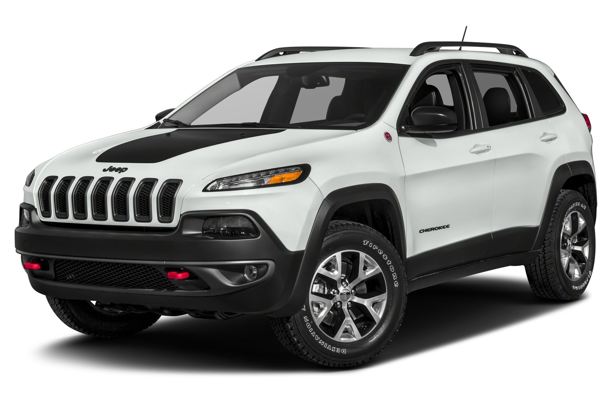 2018 Jeep Cherokee Trailhawk 4dr 4x4 Pricing and Options