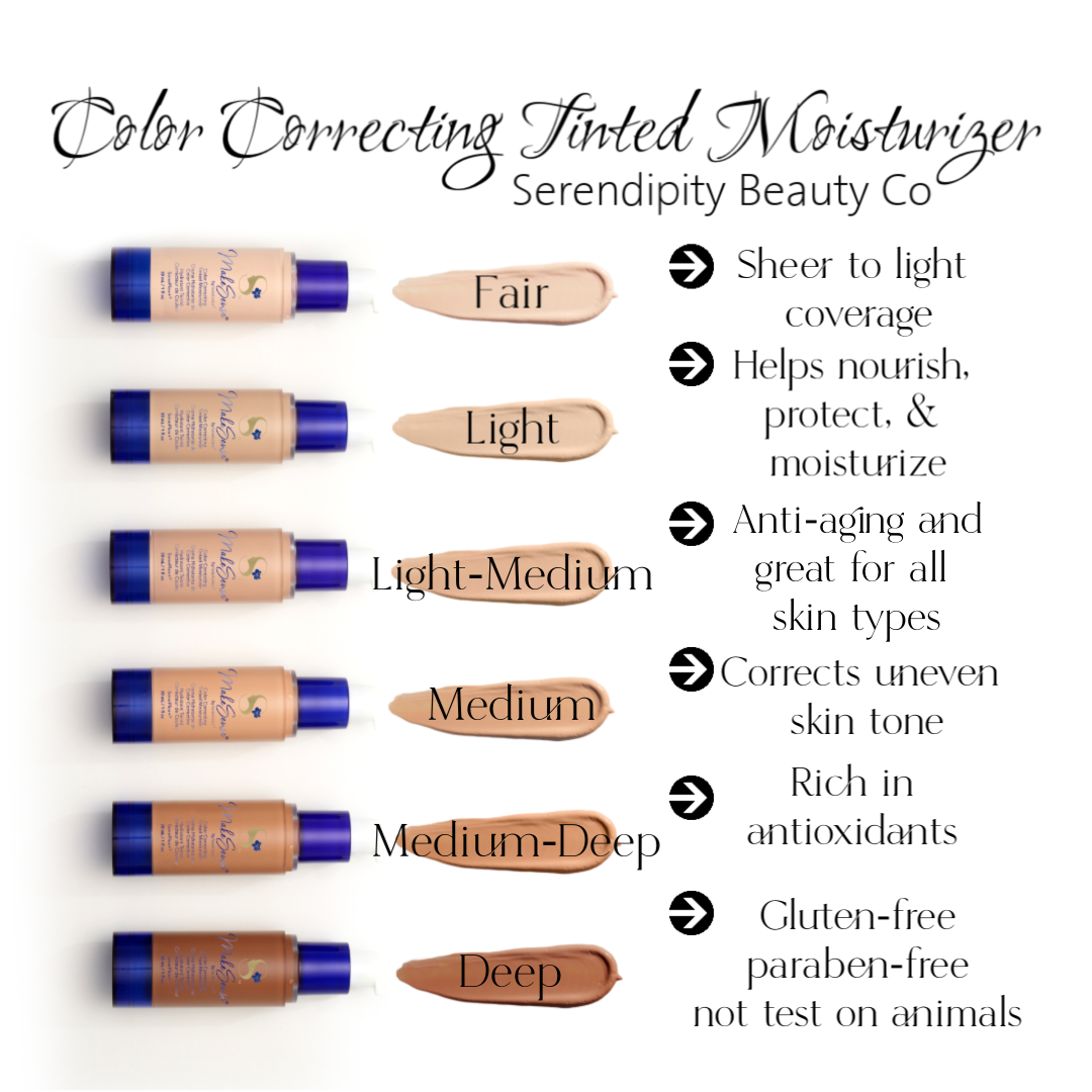 how to choose tinted moisturizer color