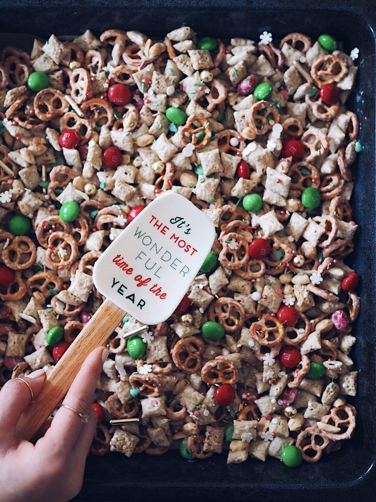 Weihnachtliche Rezepte: Christmas Crunch und Eggnog | Marry Kotter