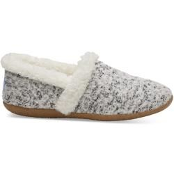 Photo of Toms Gray Wool Slippers For Women – Size 37.5 TomsToms