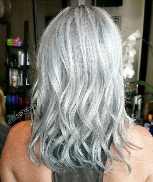 15 Edgy New Hairstyles For Medium Hair My Style Pinterest Hair