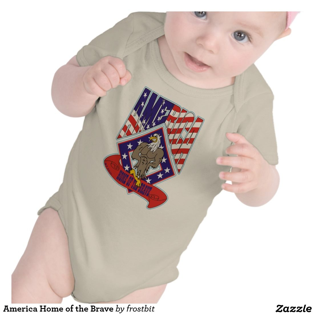America Home of the Brave Tees