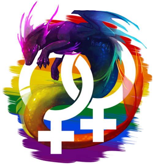 Two pride dragons today! :DThe rest of this series in progress can be found here.These designs are also available on TeePublic and Redbubble.