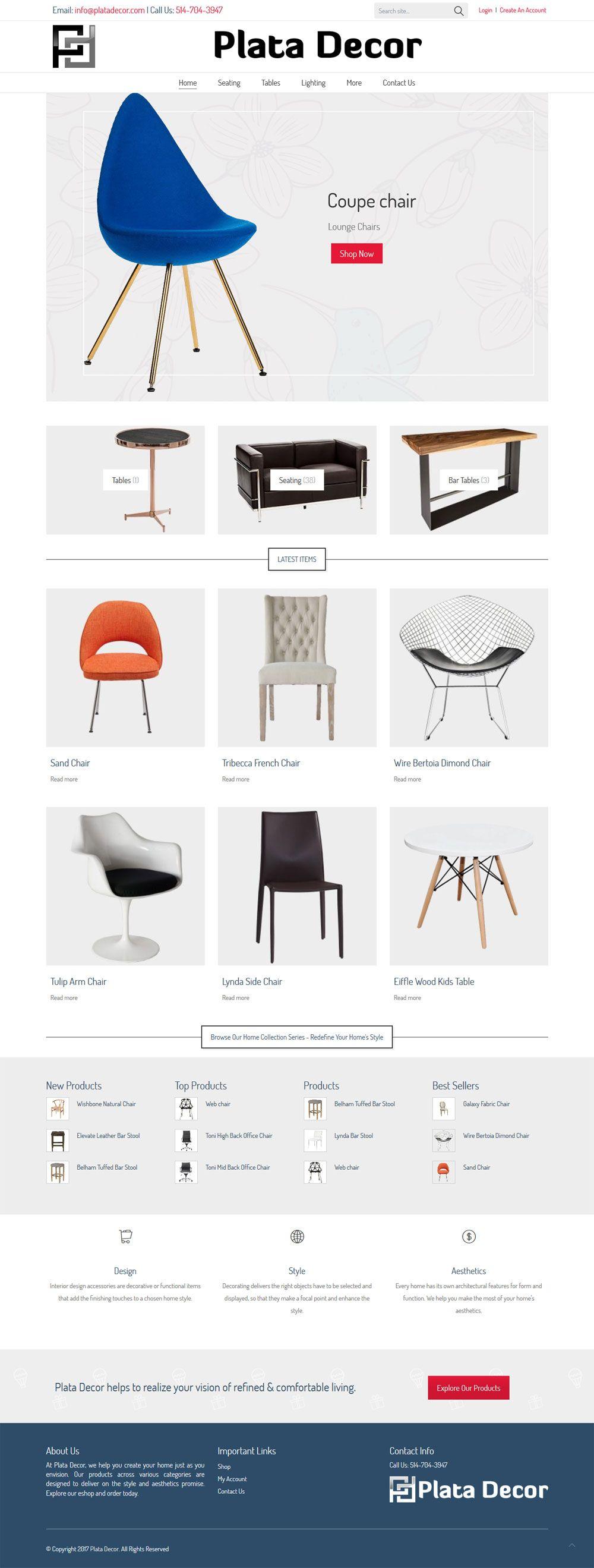 Get OnlineStore website in 999 mississauga