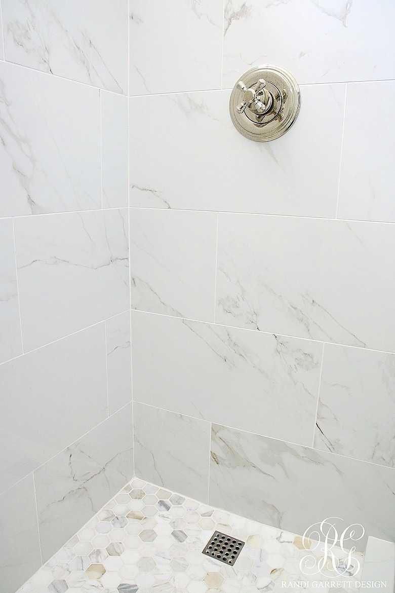 Photo of Marble bathrooms with silver fittings – Elegant marble bathrooms with silver …