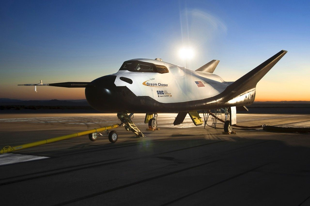 NASA picks Dream Chaser space plane for ISS supply missions | Fox News