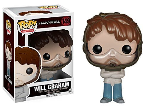 Funko POP TV: Hannibal - Will Graham Straitjacket Figure…