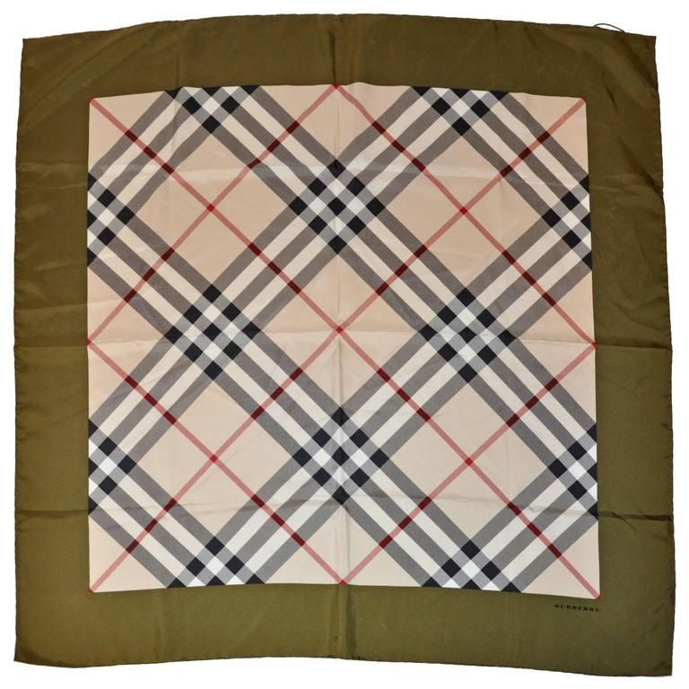 Burberry Signature Plaid