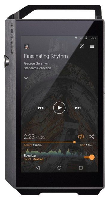 Review Pioneer Xdp 100r S Puts Hi Res Audio In Your Pocket