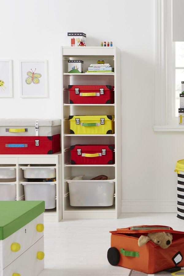 Trofast Toy Storage Series Ikea Toy Storage Ikea Storage Solutions Ikea Trofast Storage