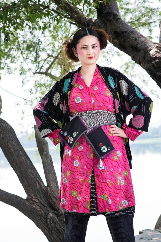 ebe744acf2b9 Sakura' dress in modal – GUDRUN SJÖDÉN | Gudrun Sjöden | Tops ...